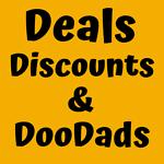 Deals Discounts and DooDads