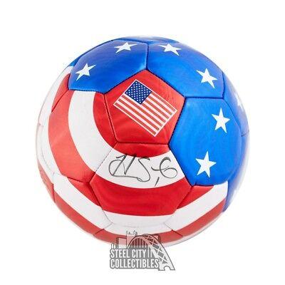 21ca6b978d2 Hope Solo Autographed Soccer Ball - PSA DNA COA