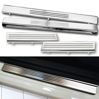 For 2009-2018 Ram Quad Crew Mega Cab Replacement Door Step Sill Entry Guards ()