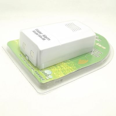 Wasser Leck Sensor Kabellos Wasserstand Alarm Warnton Detektor System Nach Hause ()