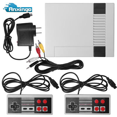 NEW Retro Mini Entertainment Game Console with 620 Nintendo Games USA