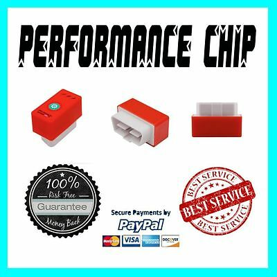 PERFORMANCE CHIP OBD2 ECU PROGRAMMER TUNER PLUG N GO OBDII FOR 1996+ MERCEDES