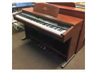 Yamaha Clavinova CVP-103 Digital Piano Full Size 88 weighted keys, 3 pedals
