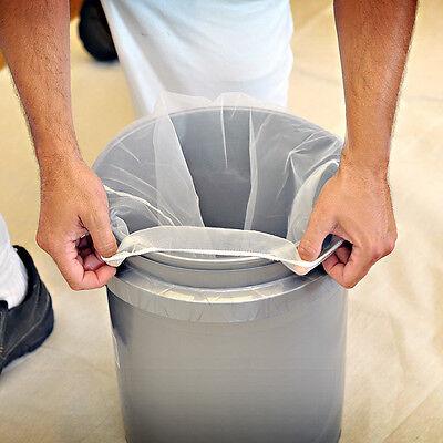 Paint Strainer Bags 5 Gallon Elastic Top 12 Pack Nylon