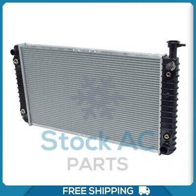 A/C Radiator for Chevrolet Express, G30 / GMC G3500, Savana QU