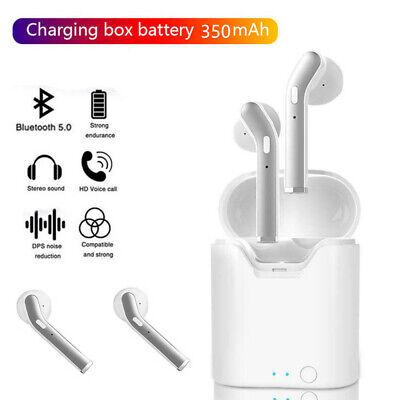 TWS Wireless Bluetooth Headphones Earphones Earbuds in-ear For iPhone Samsung UK