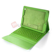 iPad 2 Case with Keyboard Green