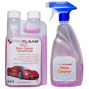 PROKLEAR-GCC-Glass-Cleaner-Concentrate-250ml-Glass-Cleaner-Rs-3-only
