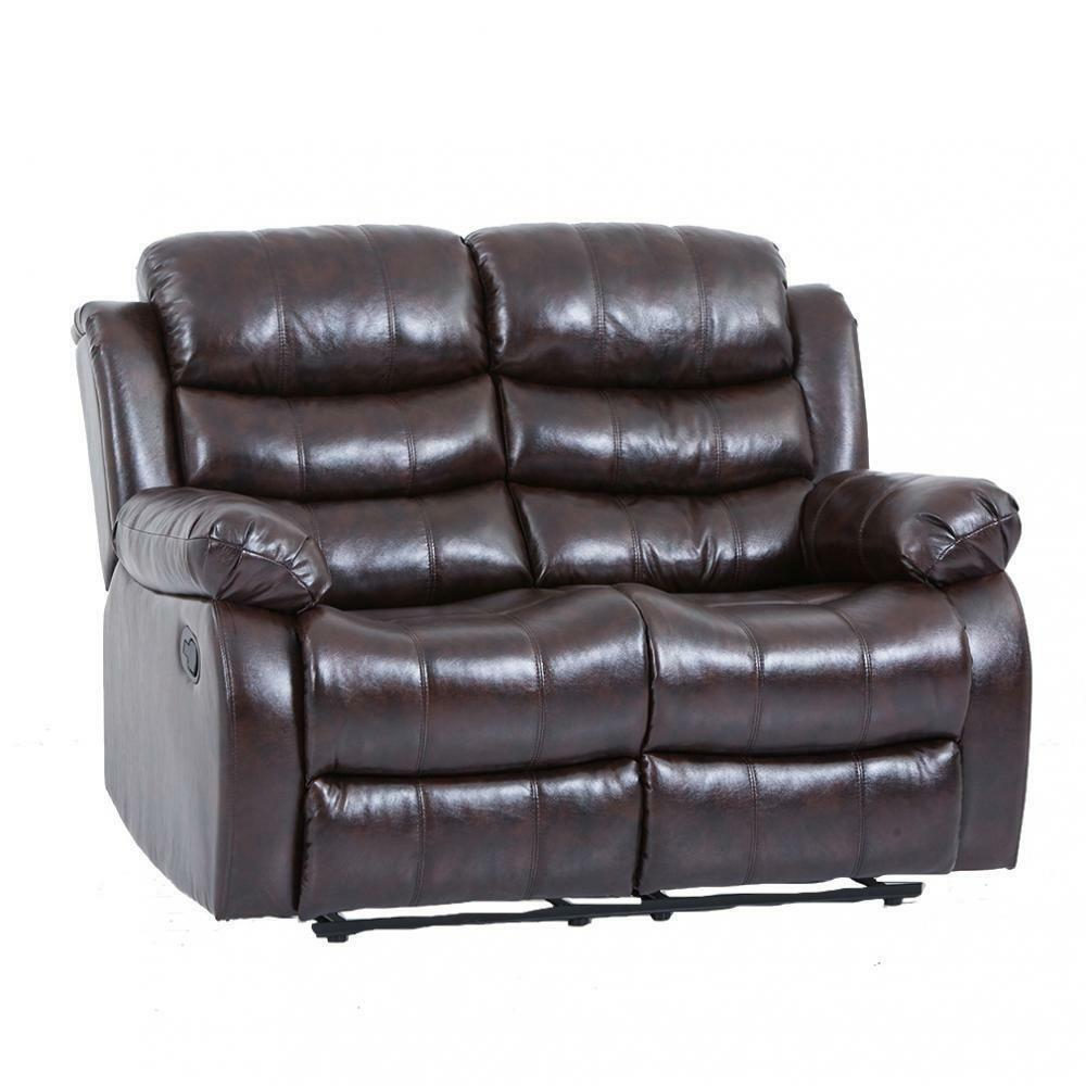 New Living Room set ,Loveseat Chaise Reclining Couch,Recliner Sofa Chair Leather 2