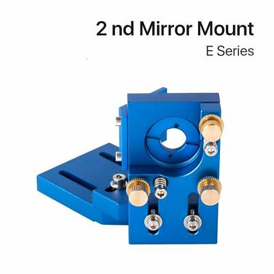 E Series Second Mirror Mount Blue Reflective Mount For Laser Engraving Machine