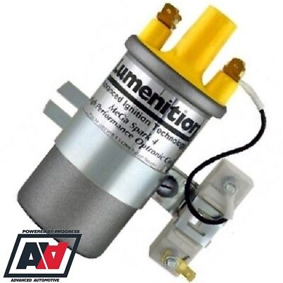 Lumenition MS4 Ignition Coil Mega Spark With Ballast Resistor High Power ADV