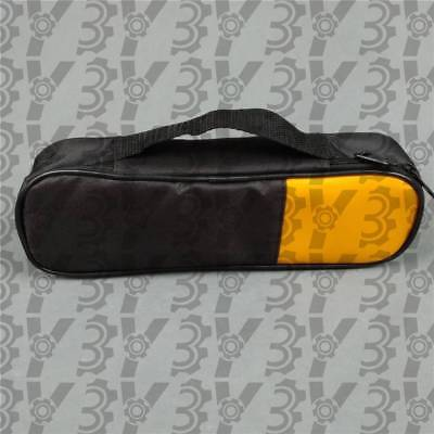 Carry Soft Casebag For Uni-t Fluke Hioki Sanwa Kyoritsu Mastech Clamp Meter