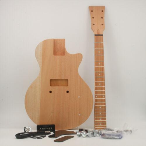 LPJ-style Guitar Kit, Mahogany