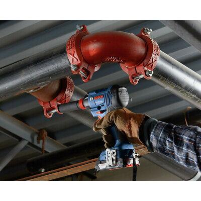 "Bosch GDX18V-1600B12-RT 18V 1/4"" 1/2"" Impact Driver Kit Certified Refurbished"