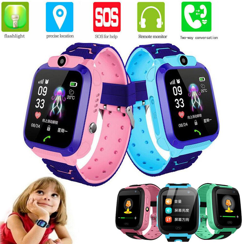 Kinder Apple Watch