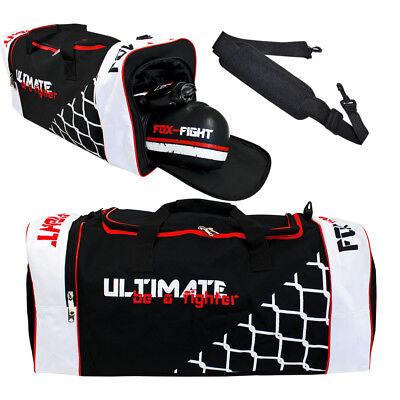 FOX-FIGHT MMA Sport Tasche 70x28x28cm Traning Tasche Sporttasche