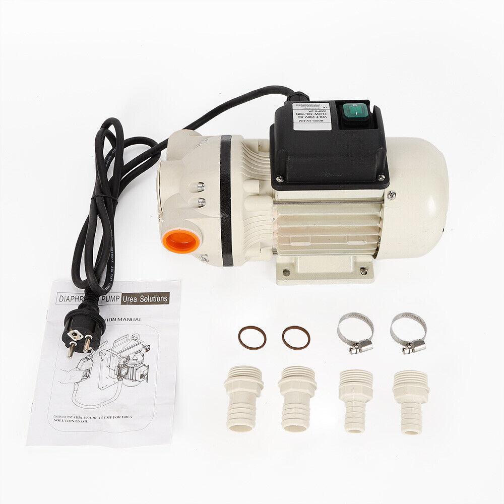 230v Fasspumpe Membranpumpe Adblue Pumpe 34l Min