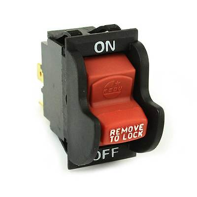 Aftermarket On-off Toggle Switch For Delta 489105-00 Ridgid Ryobi 46023