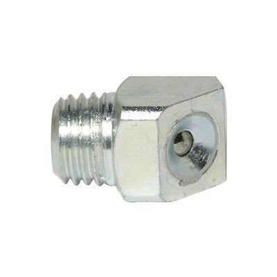 M8 x 1,0 [100 Stück] DIN 3405 D2 Trichterschmiernippel Stahl verzinkt