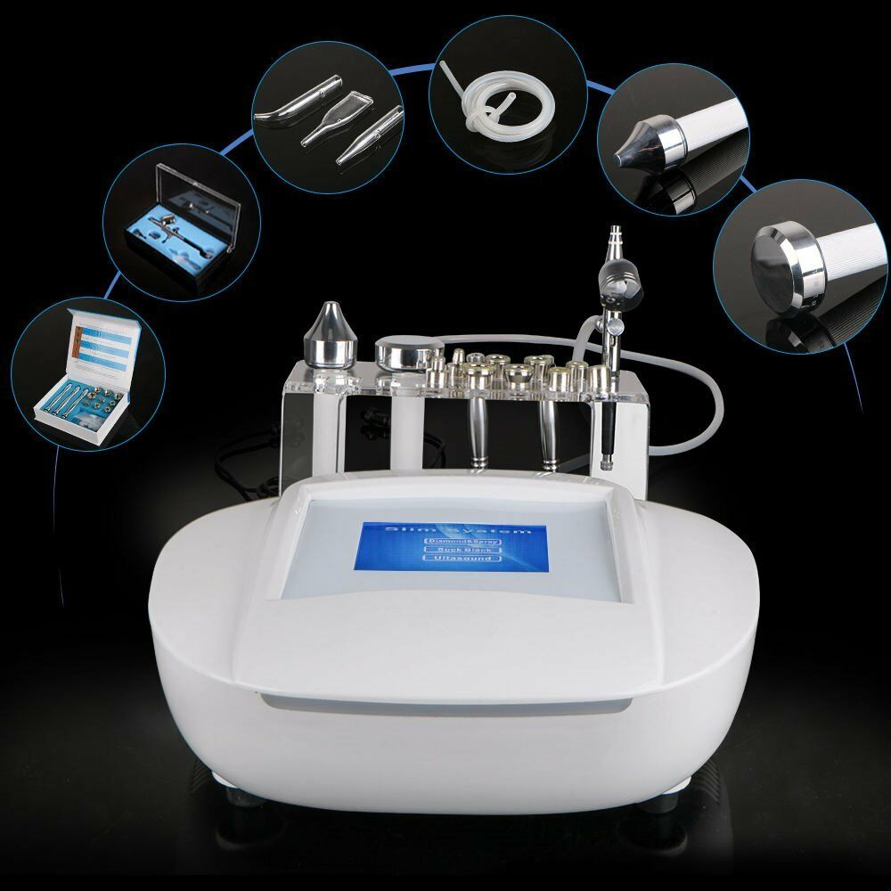 BRAND NEW 4 IN 1 DIAMOND MICRODERMABRASION DERMABRASION