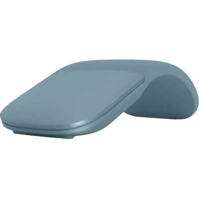 Microsoft Surface Arc Touch Mouse Limited Edition Aqua  - Wireless - Bluetooth