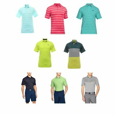 Under Armour UA Golf Assorted Polos - Amazing back to Golf Offers