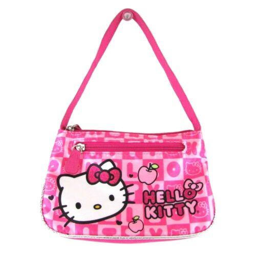 Sanrio Hello Kitty Girls Shoulder Bag Handbag 2012 Purse Graphic Pink