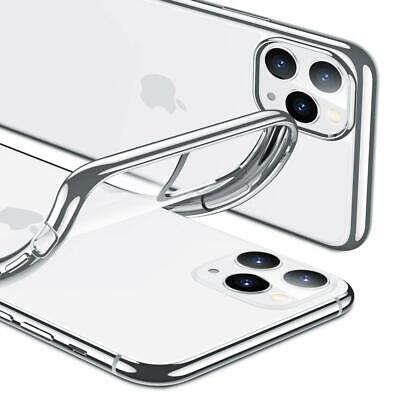 Apple iPhone XI 11 Pro Case Slim Fit Clear Soft TPU Flexible Silicone Cover
