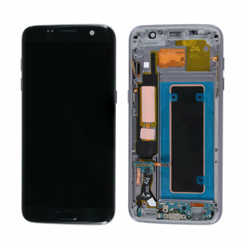 OLED Display LCD Touch Screen Frame For Samsung Galaxy S7 Edge G935A/T/U/P/W8/R4 - $121.99