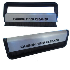 Anti Static Carbon Fiber Record Vinyl LP Cleaning Brush Brand New, Safe Cleaner