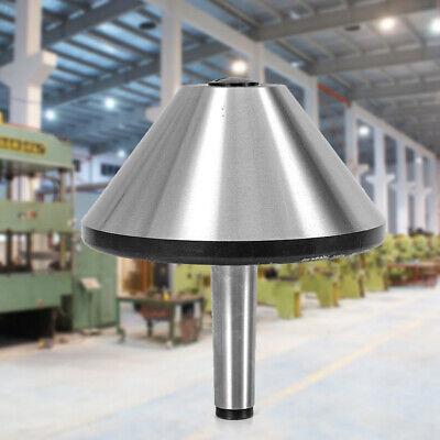 Bull Nose Live Center Revolving Center Rotation Top For Lathe Hollow Mt3-150mm