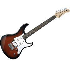 Yamaha PAC112V-OVS Electric Guitar (Old Violin Sunburst). Brand New.