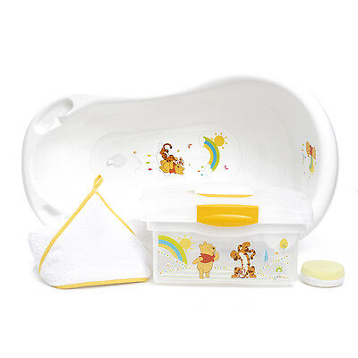 Winnie the Pooh Bath Time Gift Set