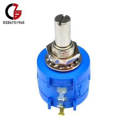 100k Ohm 3590s-2-104l Rotary Wirewound Precision Potentiometer Pot 10 Turn