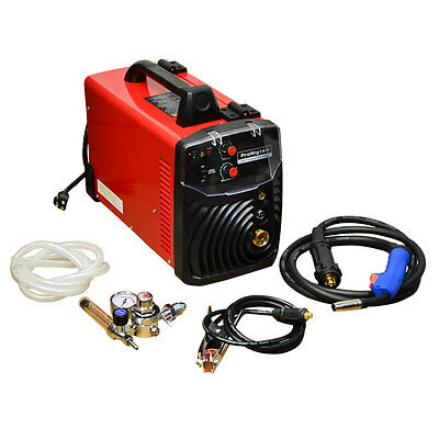 30 - 140 Amp Inverter Igbt Mig Wire Feed Gas No Gas Welder Welding 120 V