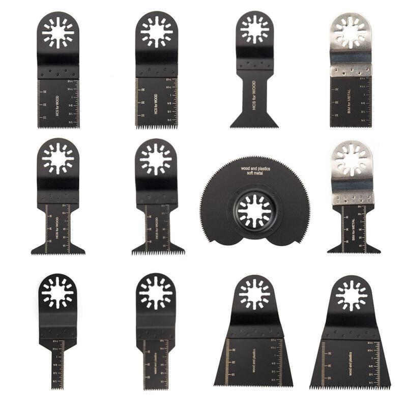 12 Saw Blade Oscillating Multi Tool Fein Bosch Dewalt Porter