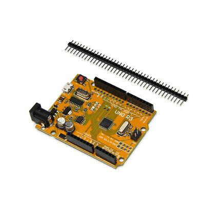 Uno R3 Development Microcontroller Usb For Arduino Board Atmega328p
