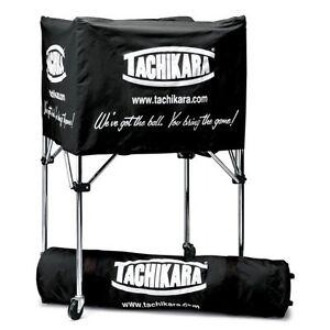 Tachikara BIK-SP Ball Cart, Black