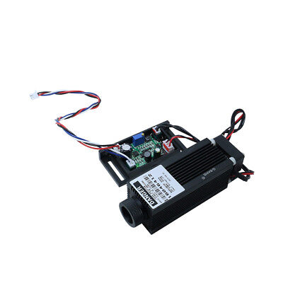 808nm 12v Dot Infrared Diode Laser Module 800mw 0.8w Adjustable With Driver Out