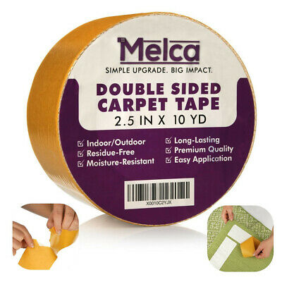 Double Sided Gripper Tape - Rug Carpet - 2.5 Inch