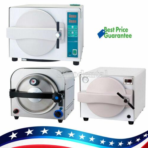 18L/14L Dental Steam Sterilizer Autoclave Medical Sterilization Equipment
