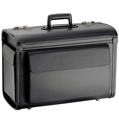 d&n Business & Travel Pilotenkoffer 51 cm (schwarz)