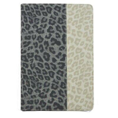Apexel Étui en similicuir pour iPad mini Motif léopard Bicolore