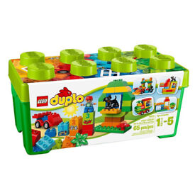 Brand new box Lego Duplo All-In-One Box of Fun Set - 10572