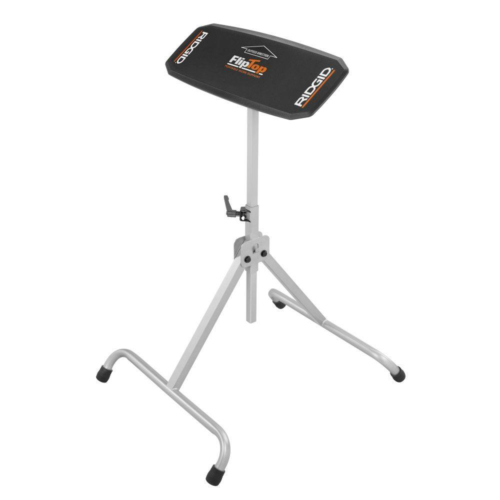 Portable Work Support RIDGID Flip Top Contractor Tool Table