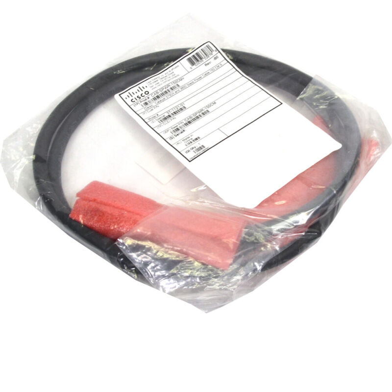 NEW Cisco CAB-SPWR-150CM StackPower Cable 37-1121-01 for 3750X & 3850 4.92 ft