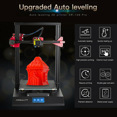 CREALITY CR-10S Pro Upgraded Auto Leveling 3D Printer DIY Ki