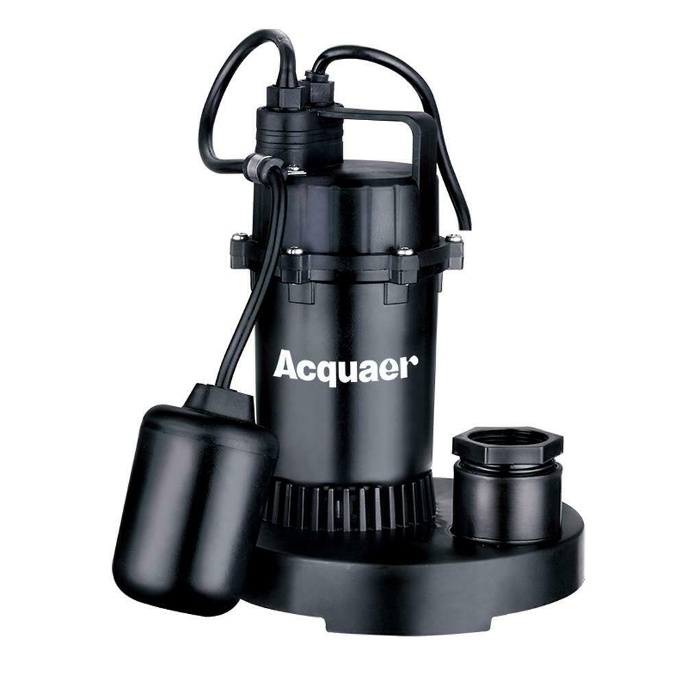 sup033t 2 automatic 1 3 hp submersible