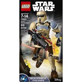 LEGO 75523 Star Wars Scarif Stormtrooper