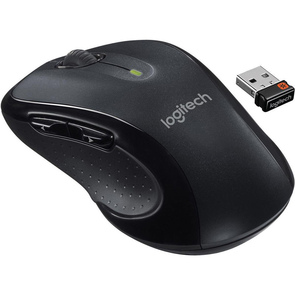 Logitech  M510 Wireless Mouse Black - Brand New Retail